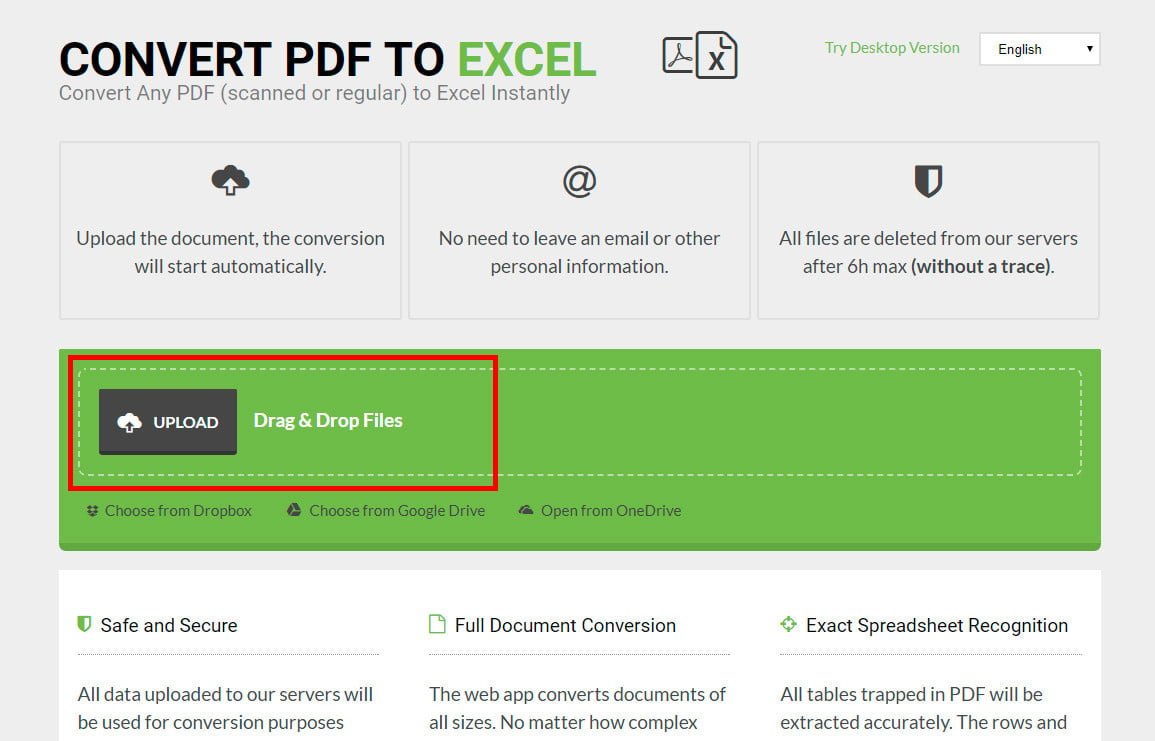 How to Convert a PDF File to Excel | Digital Trends