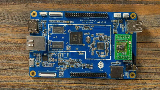 Pine64 — Ultra-cheap 64-bit computer