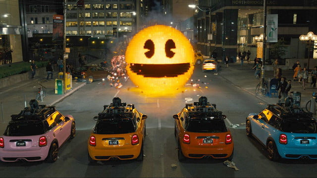 pixels review movie 2