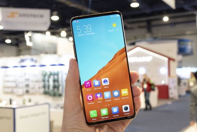 nubia x hands on at ces 2019 poster for 5987698648001