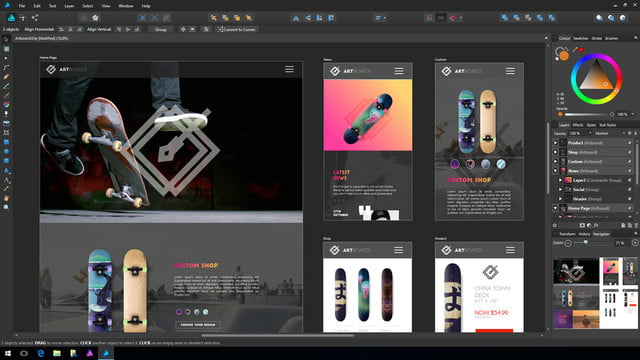 affinity designer for windows ppkefgzirklnsalsfnpx