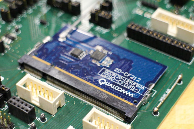 Qualcomm Bluetooth QCC5100 chip logo