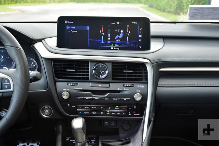 the evolution of car infotainment systems rg 2020 lexus rx 350 18