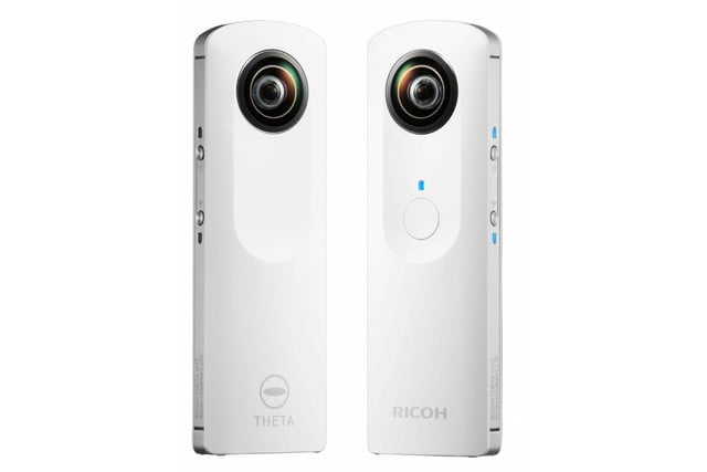ricoh gets forefront 360 degree panorama trend new theta camera 5