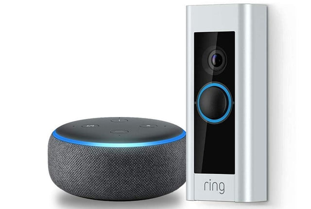 amazon drops prices of ring video doorbells and echo dots for prime day 2019 doorbell pro with dot  3rd gen 2