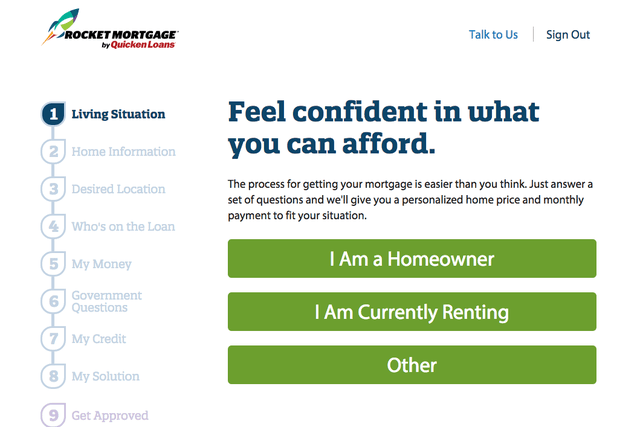 Quicken Loans Rocket Mortgage Approves You In 8 Minutes Digital Trends