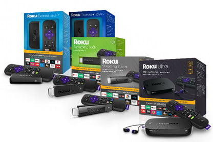 Roku Announces Five New Streaming Players, Plus Roku OS 8