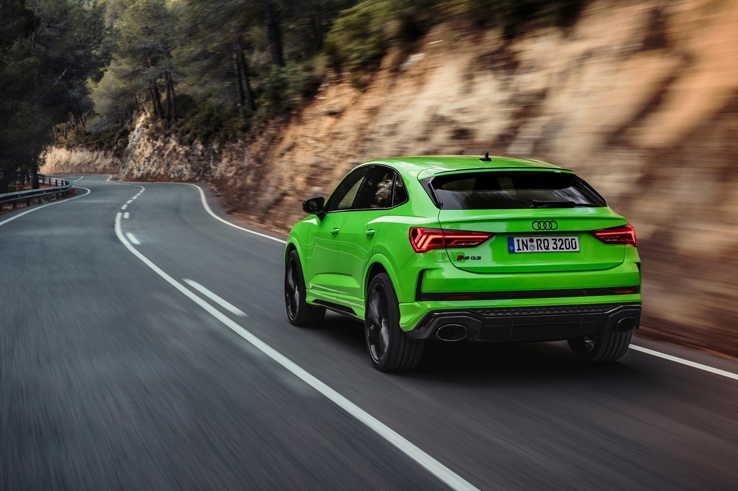 The 2020 Audi Rs Q3 Is A Souped Up Suv You Ll Have To Admire From Afar