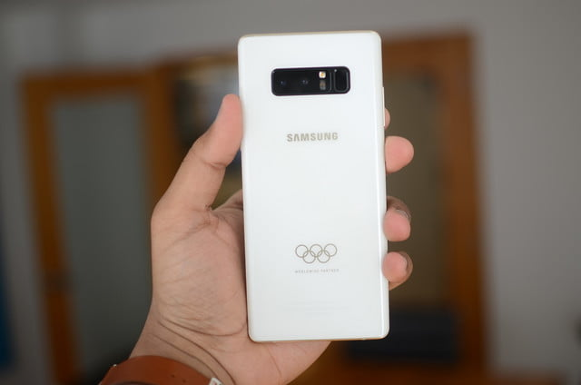 Samsung Galaxy Note 8 Olympic Edition