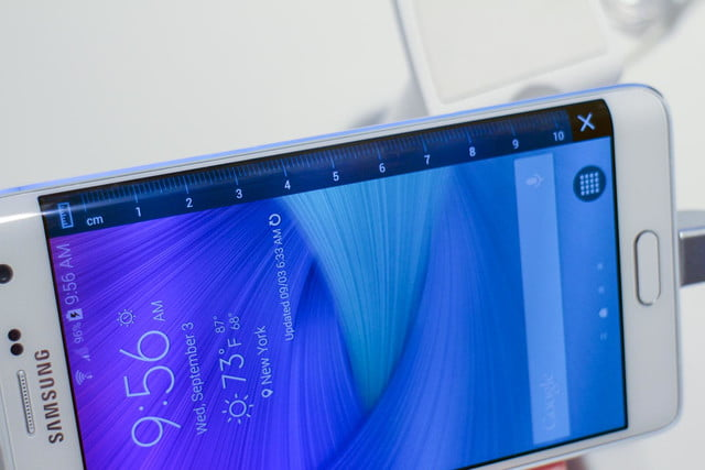 Galaxy Note Edge: The Nine Best Features | Digital Trends