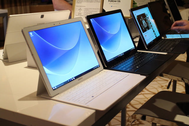 samsung tabpro s hands on ces 2016 galaxy 9789