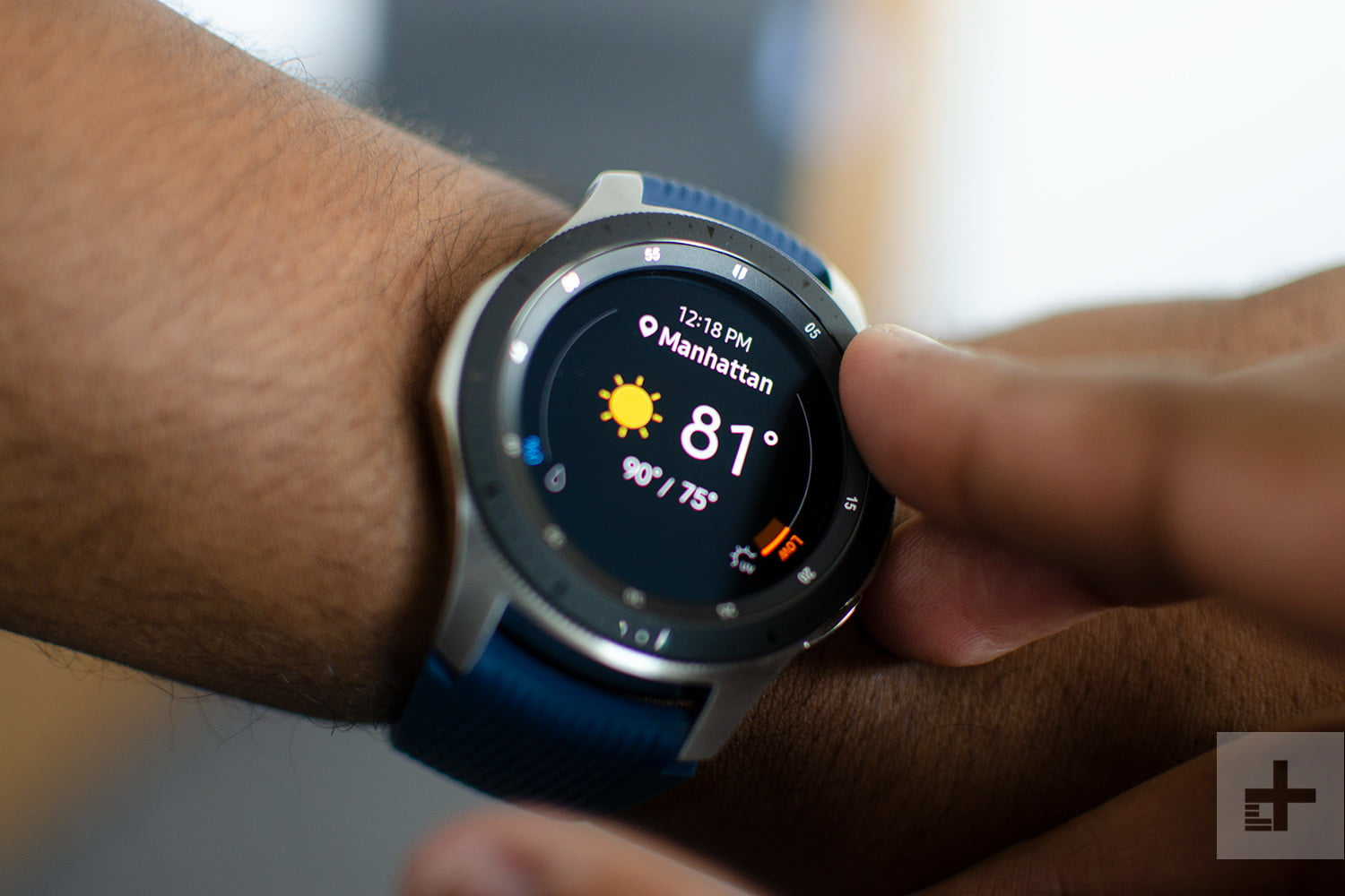 Samsung Galaxy Watch Review | Digital Trends
