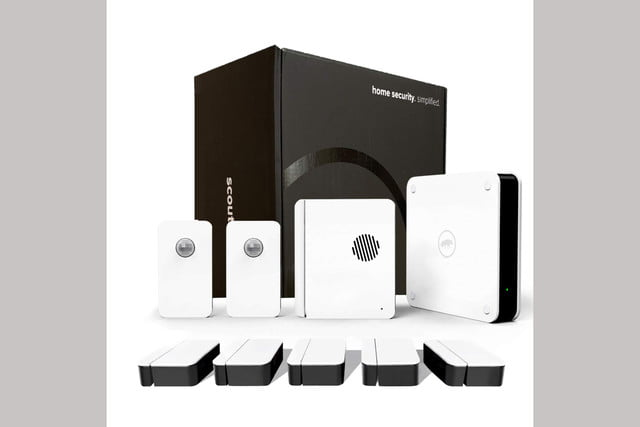 amazon drops post prime day deals on scout alarm diy smart home security kits 9 piece kit  1