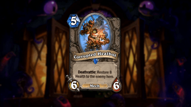 hearthstone old gods reveal screenshot  16
