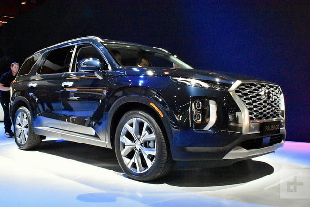 2020 hyundai palisade seats eight comes with useful tech se live 2