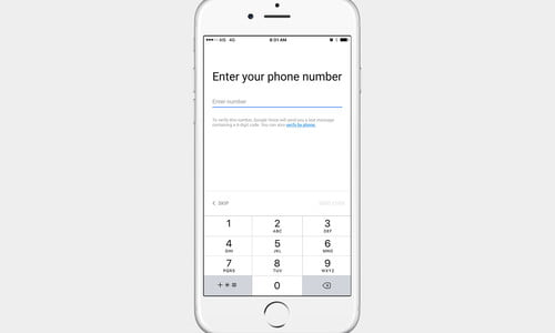 How to Set up Google Voice on iOS or Android Smartphones