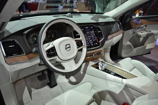 volvo lounge console concept pictures shanghai xc90 excellence 5