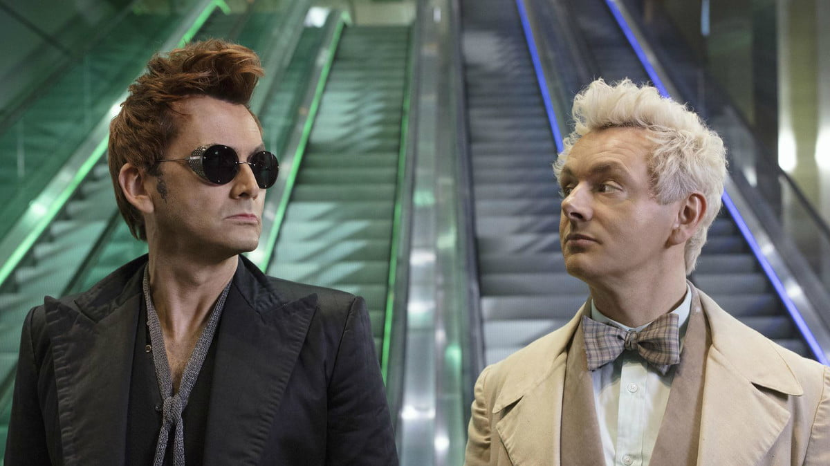 Good Omens on Amazon Prime