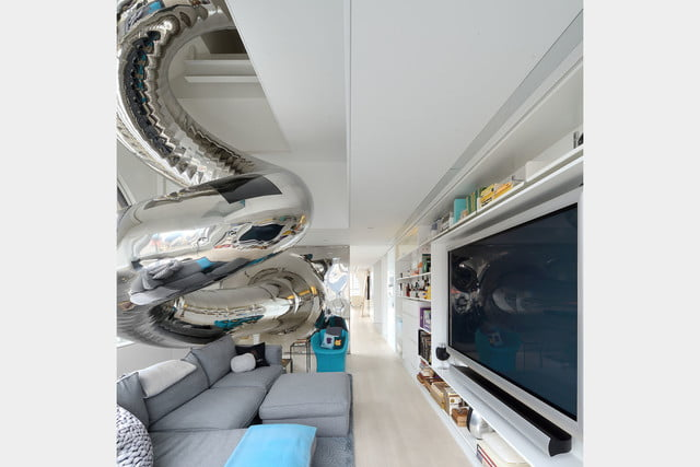 houses with amazing indoor slides skyhouse 020