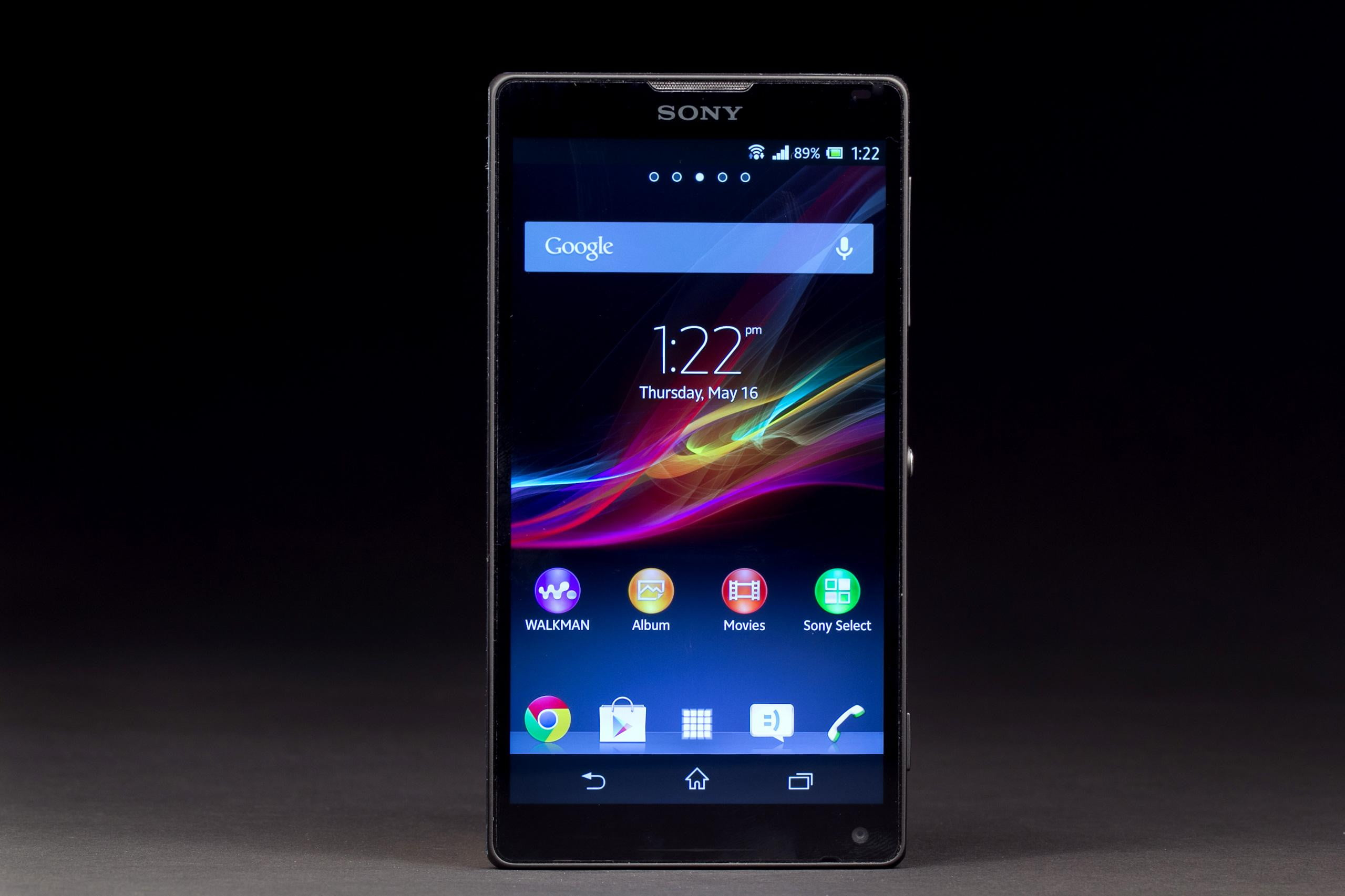 Sony Xperia ZL Review | Digital Trends