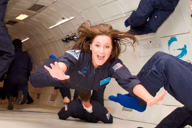 5 places to reach zero gravity within earths pull space adventures 0001