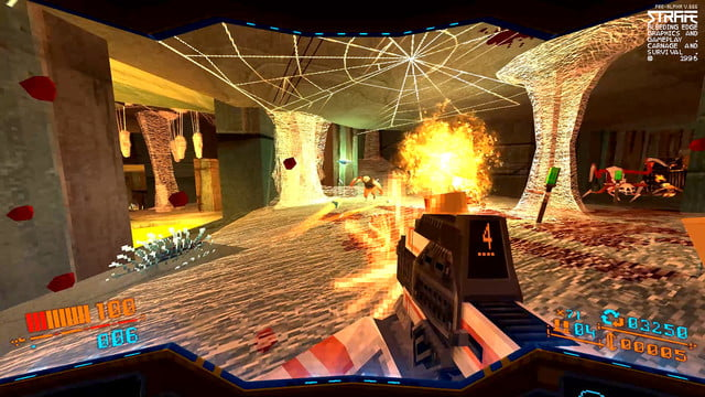 strafe ps4 hands on review screen 6