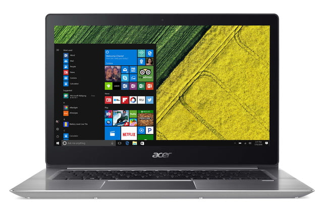 acer introduces new pcs at next event swift 3 straight on