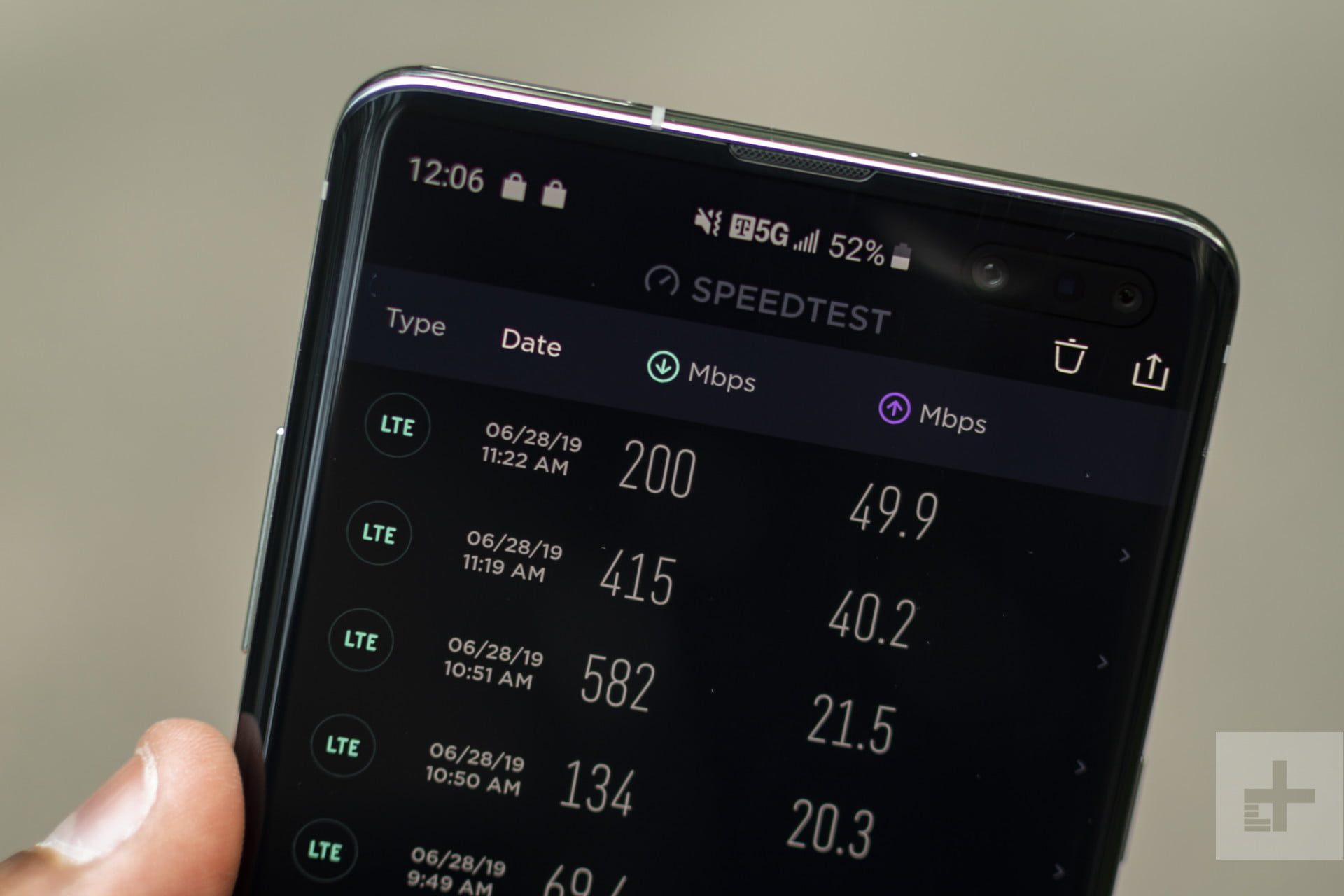 Testing T-Mobile's 5G speeds in New York City With The