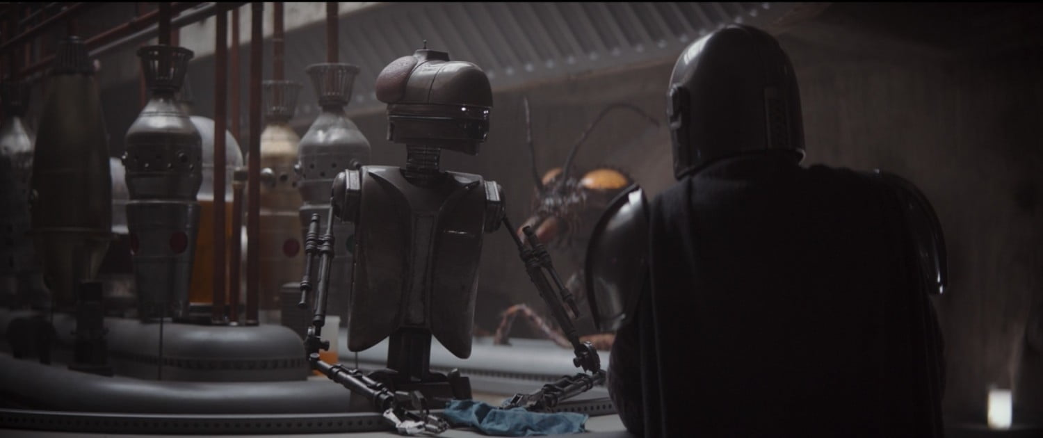 the mandalorian episode 5 - photo #8