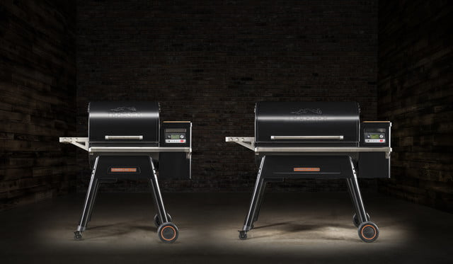 traeger 2019 new grills timberline family