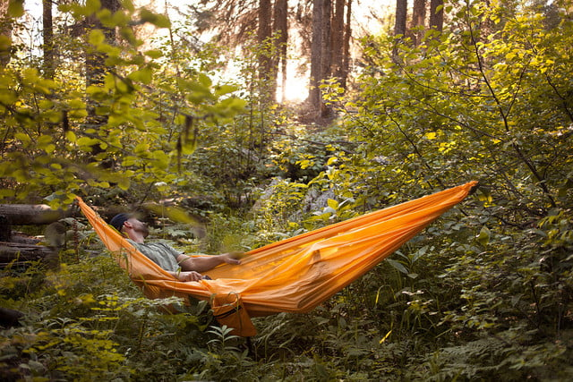 new crowdfunding projects Treeo 3 in 1 hammock