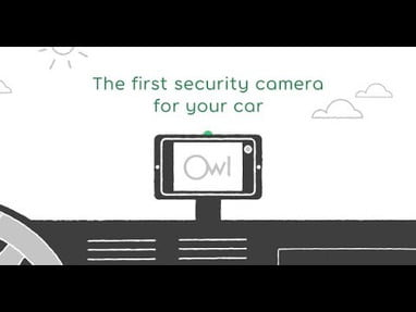 Owl Car Cam Helps Protect Your Vehicle and Share Special
