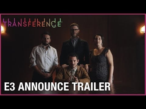 ubisoft e3 2017 transference vr 2018  official announcement trailer us