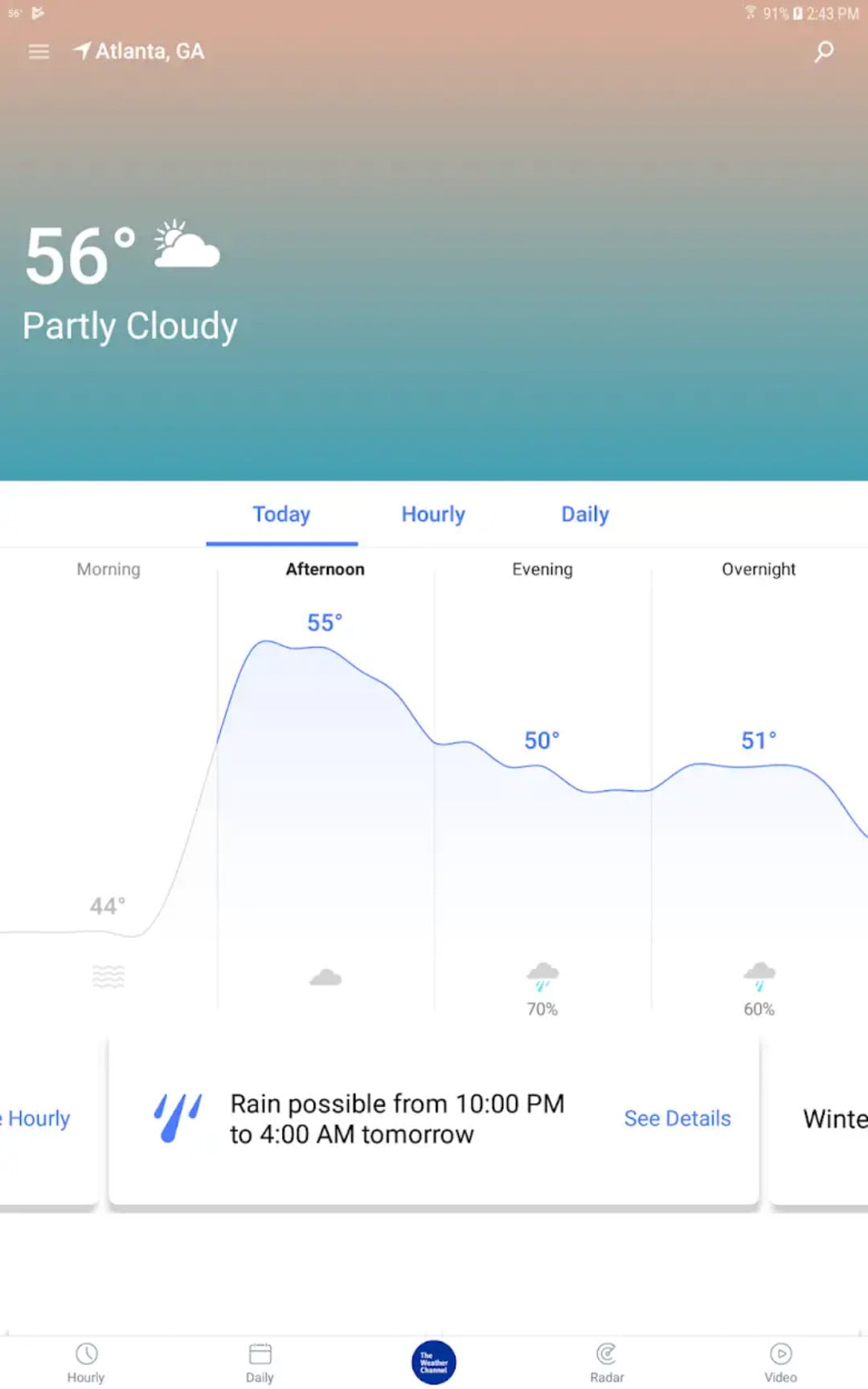 The Best Weather Apps for Android | Digital Trends