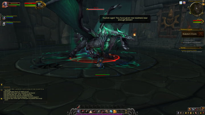 WoW dungeons