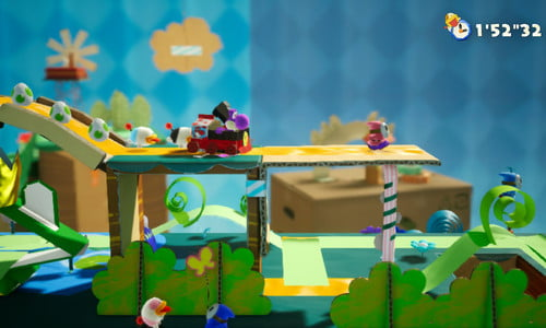 Yoshi's Crafted World Proves Without a Doubt That Mario Was