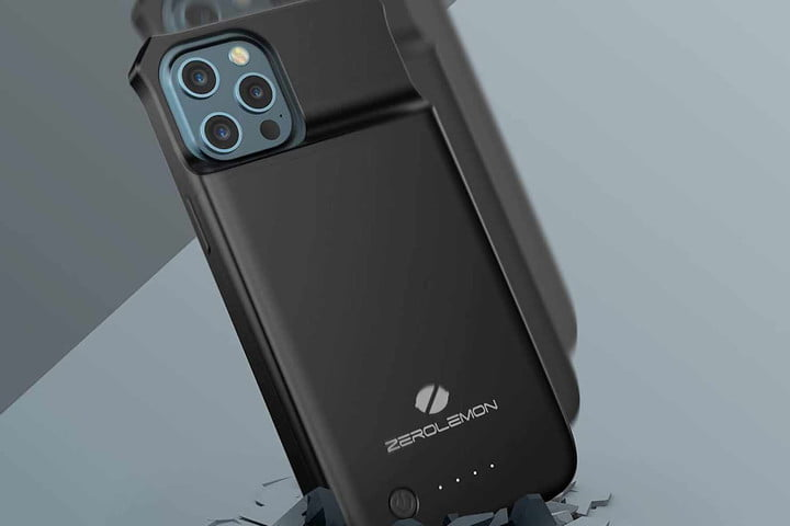 Zerolemon iPhone 12 and iPhone 12 Pro Battery Case