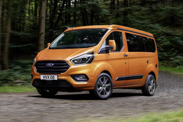 ford nugget custom transit wolkswagen 2019ford transitcustomnugget 15 700x467 c
