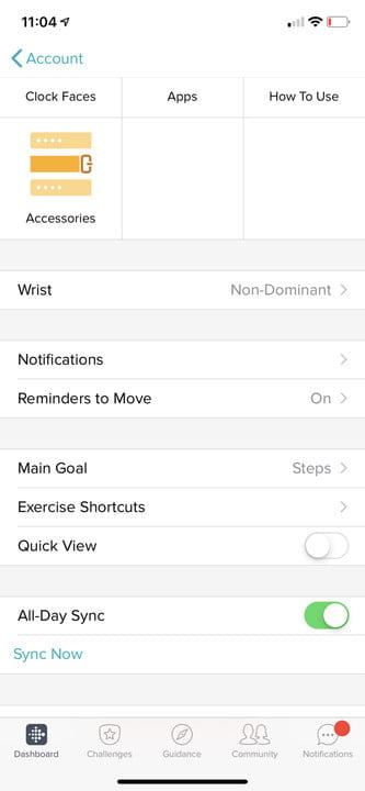 trucos para el fitbit versa lite 5 exercise shortcuts account page png tips and tricks 720x720