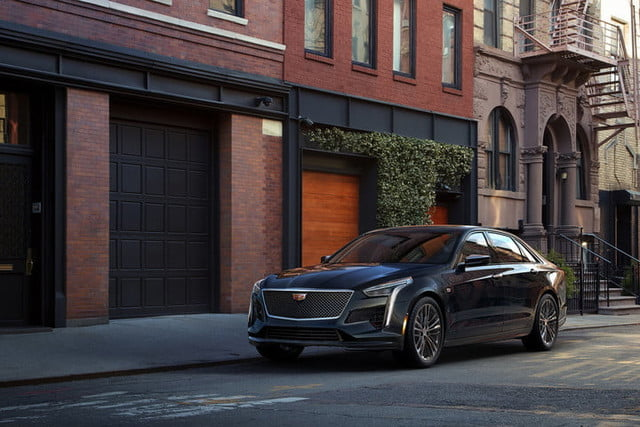 cadillac ct6 v sport v8 doble turbo 2019 8