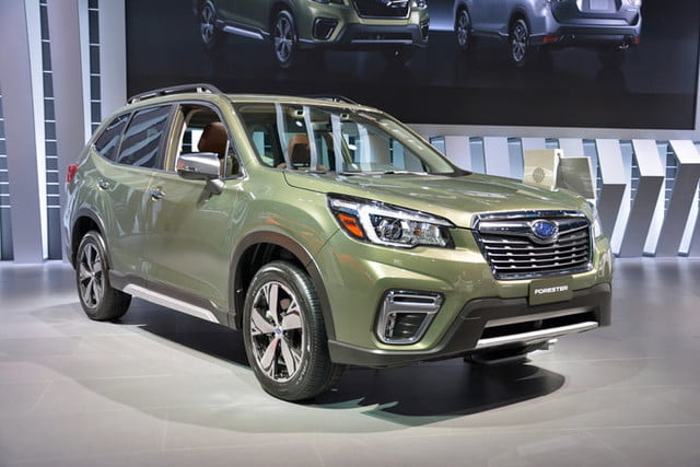lo mejor auto show ny 2018 dt new york 2019 subaru forester 1 720x480 c