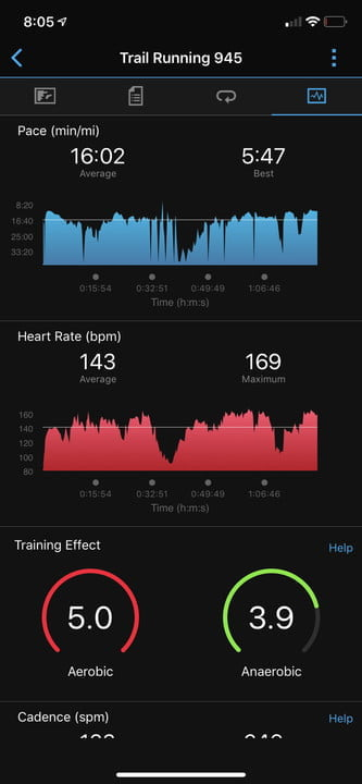 revision garmin forerunner 945 connect stats2 720x720