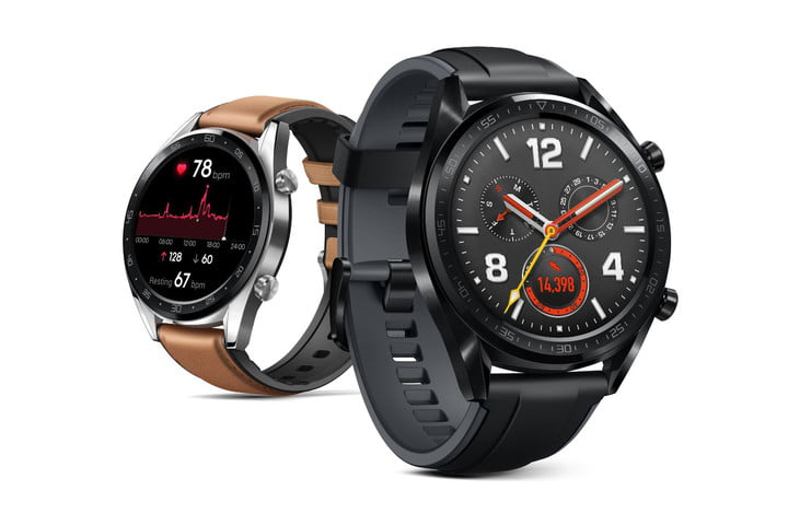 revision reloj huawei watch gt both colors