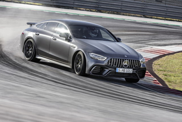 mercedes amg gt4 door coupe ginebra gt 4 63s