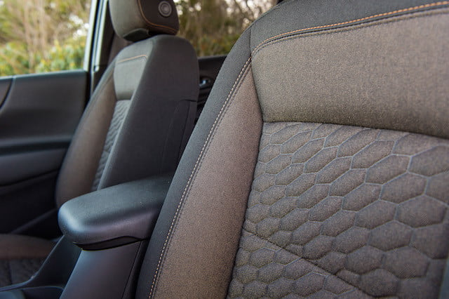 interior equinox 2018 the all new features a fashion forward with materials developed for easier everyday use