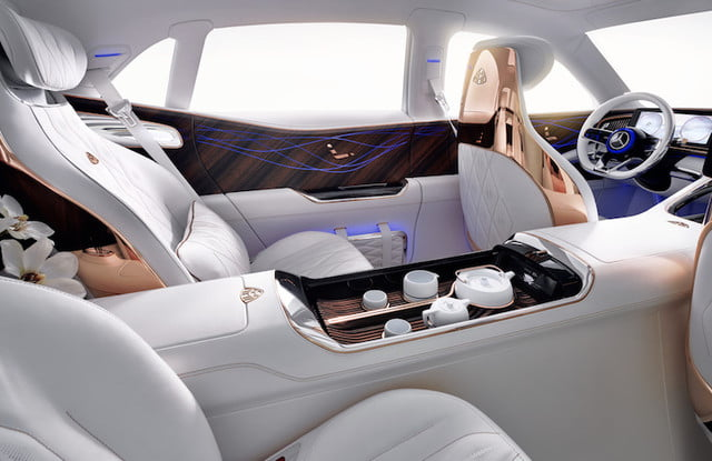 presentan vision mercedes maybach ultimate luxury int 2