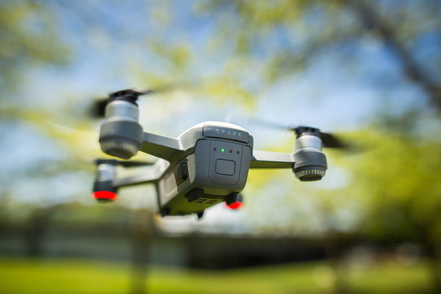 how to connect a spark drone to internet