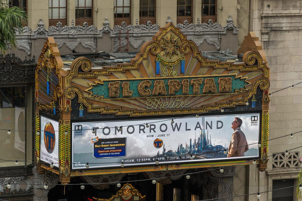 Hands On With Dolby Vision At The El Capitan Theater