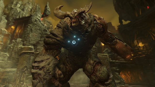 doom 2016 nintendo switch for  hands on preview 14638