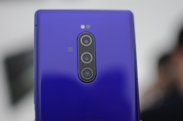 Sony's Xperia 1 is the first smartphone with a 4K OLED display